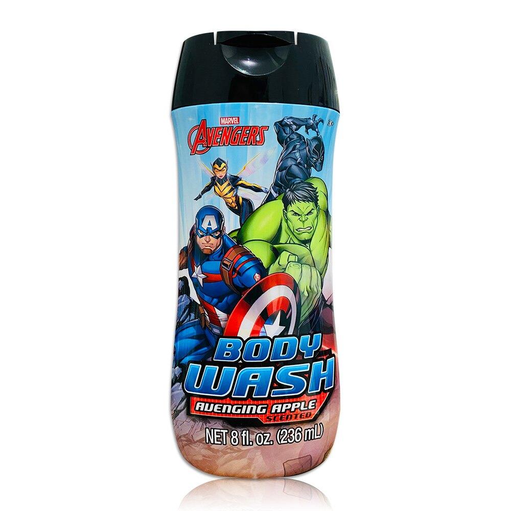 Avengers卡通沐浴乳(蘋果香)8oz/236ml