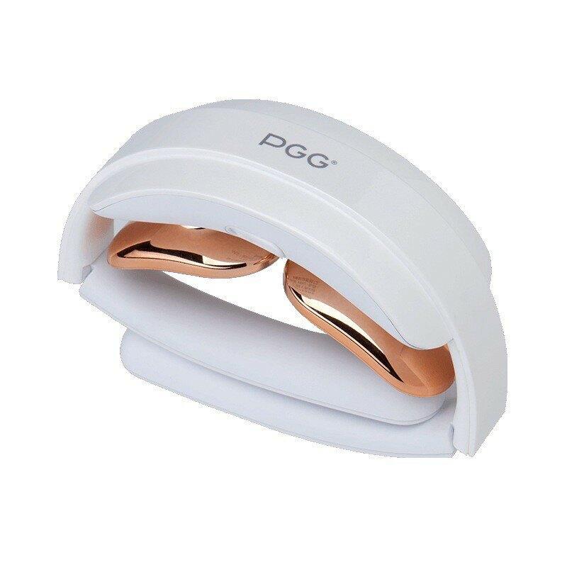 PGG 正版 折疊 按摩儀 智能 熱敷 肩頸 脈衝 按摩器 加熱