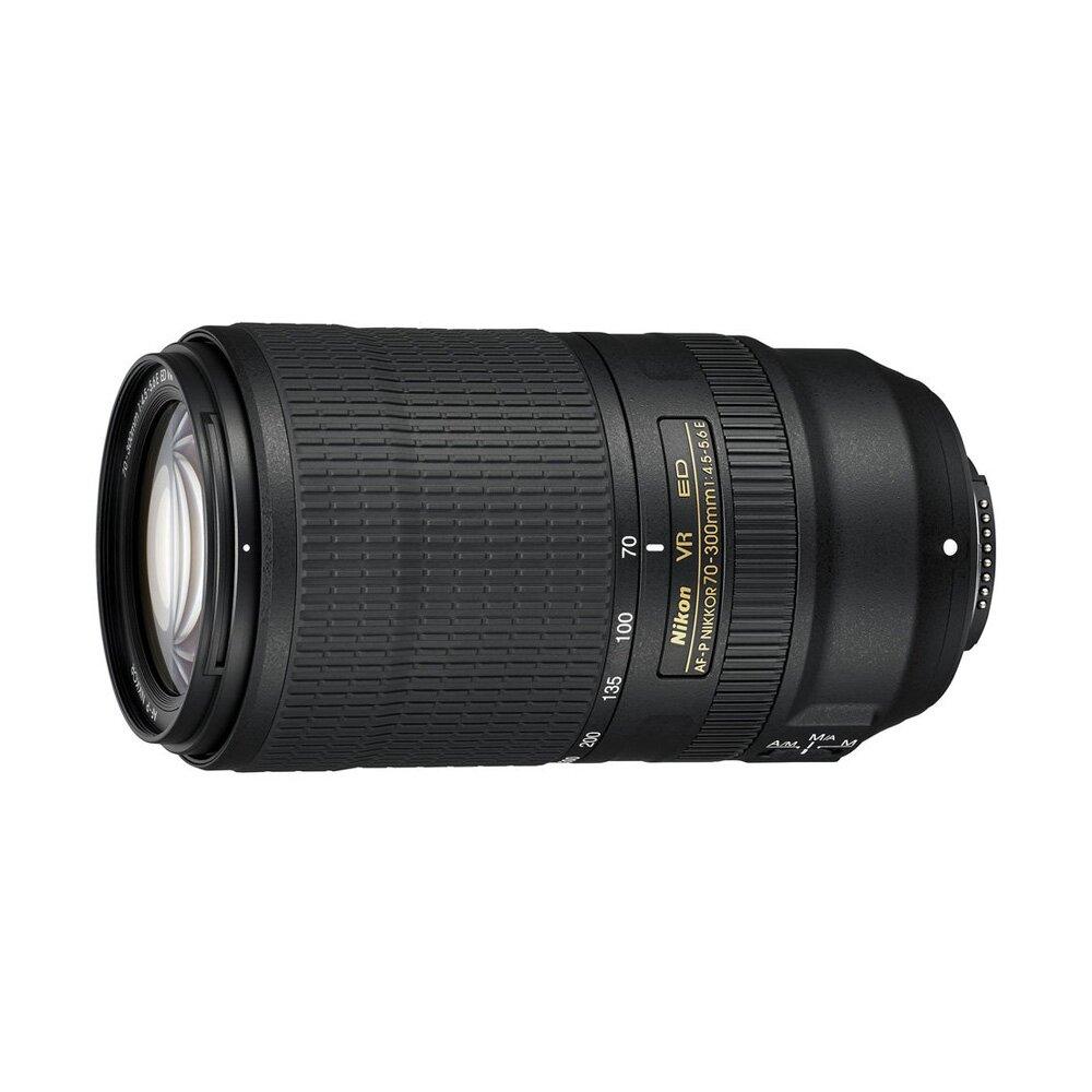 Nikon AF-P NIKKOR 70-300mm F4.5-5.6E ED VR 望遠變焦鏡頭 (平行輸入)