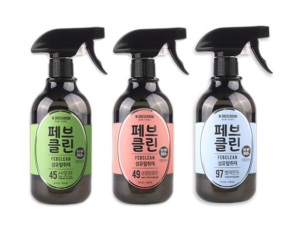 韓國W-DRESSROOM~抗菌持久香氛噴霧(500ml) 款式可選【D002072】WD 防彈少年團愛用BTS