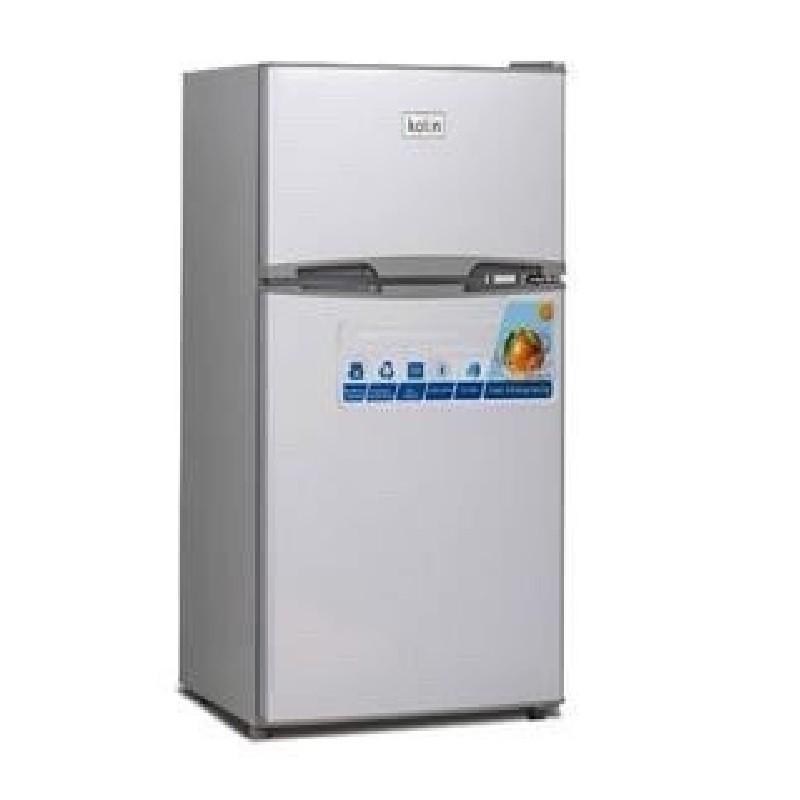 Kolin 歌林 90公升一級能效雙門小冰箱 銀 KR-SE20915 廠商直送