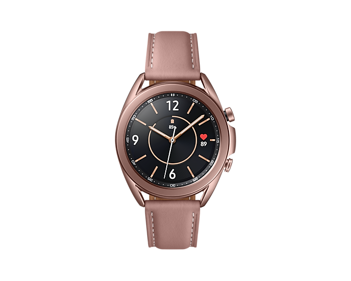 Galaxy Watch3 41mm SUS(藍芽)