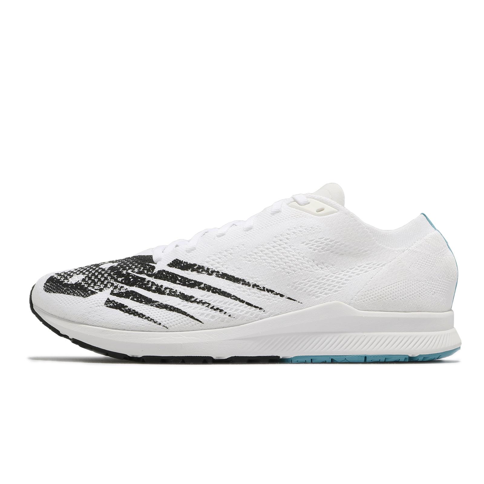 New Balance 慢跑鞋 1500 2E 寬楦 白 黑 藍 針織鞋面 男鞋 NB【ACS】 M1500CV6 2E