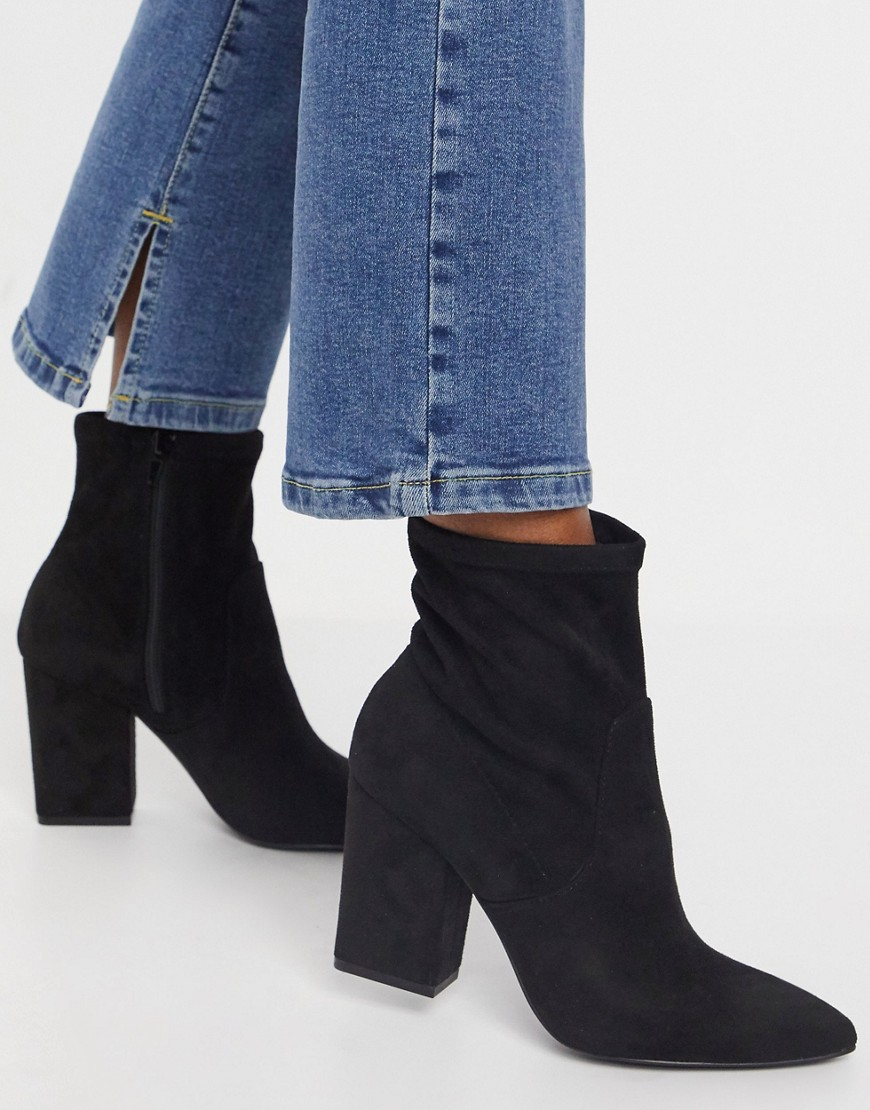 Call It Spring by ALDO Liivi heeled boot in black