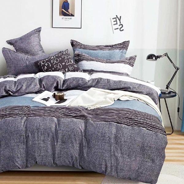 Artis-雙人床包/枕套三件組【夢想開發】雪紡棉