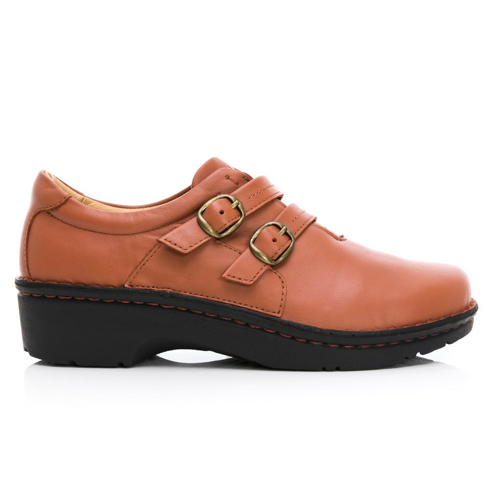 DCS舒適動能 多密度氣墊手縫休閒鞋(女227020650)