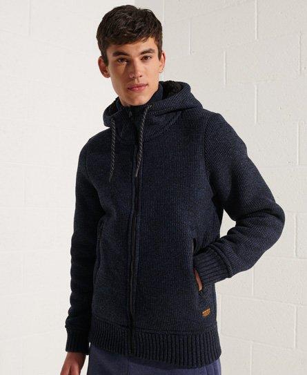 Superdry Expedition Zip Through Hoodie Jacket