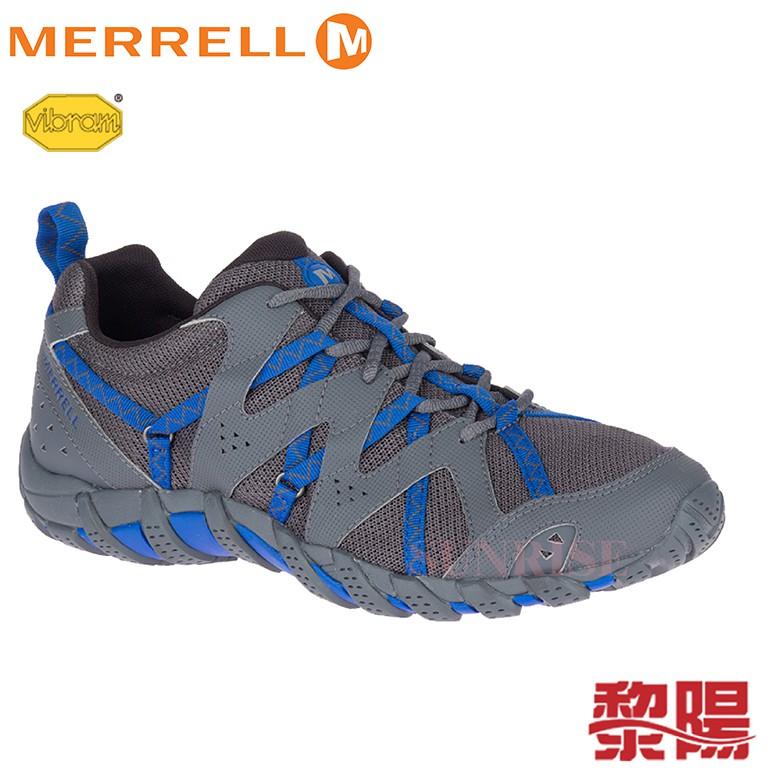 MERRELL 美國 85905 WATERPRO MAIPO 2 水陸兩棲運動鞋 男款 深灰/藍 舒適/黃金大底
