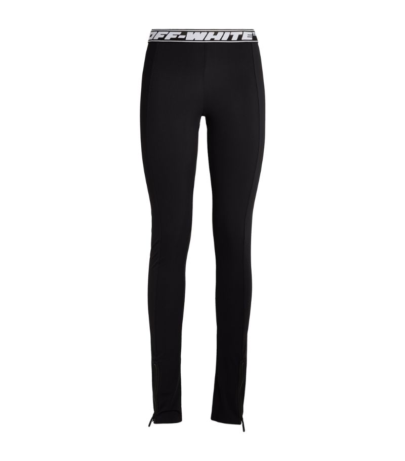 Off-White Athleisure Split Leggings