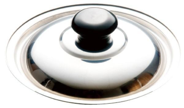 不鏽鋼丸鍋蓋(16cm) [大買家]