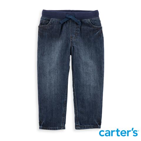 Carter's 台灣總代理 - 鬆緊帶牛仔長褲