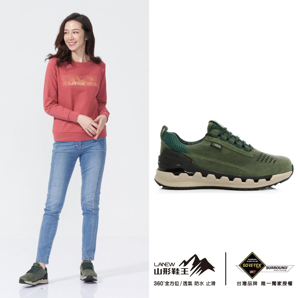 【2021山形鞋王】GORE-TEX SURROUND 安底防滑休閒鞋(女226025260)