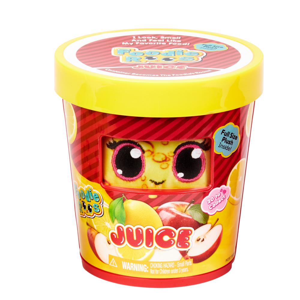 Foodie Roos 動物美食家 Juice 果汁