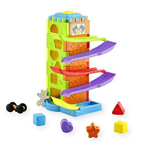 BRU 五合一趣味塔樓組 玩具反斗城