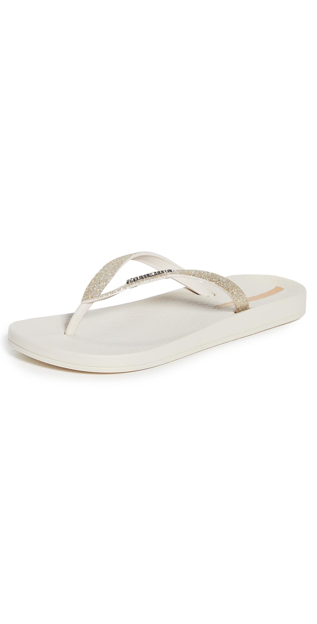 Ipanema Ana Sparkle Flip Flops
