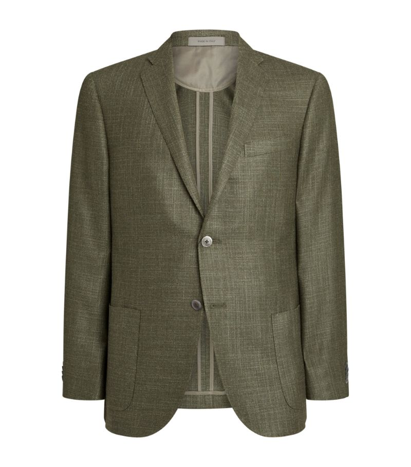 Corneliani Wool-Silk Blazer