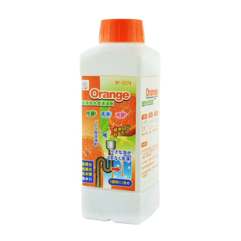 皮久熊 極淨 排水清潔劑 538g MY-5274 水管疏通劑