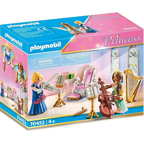 playmobil 城堡-琴房_PM70452