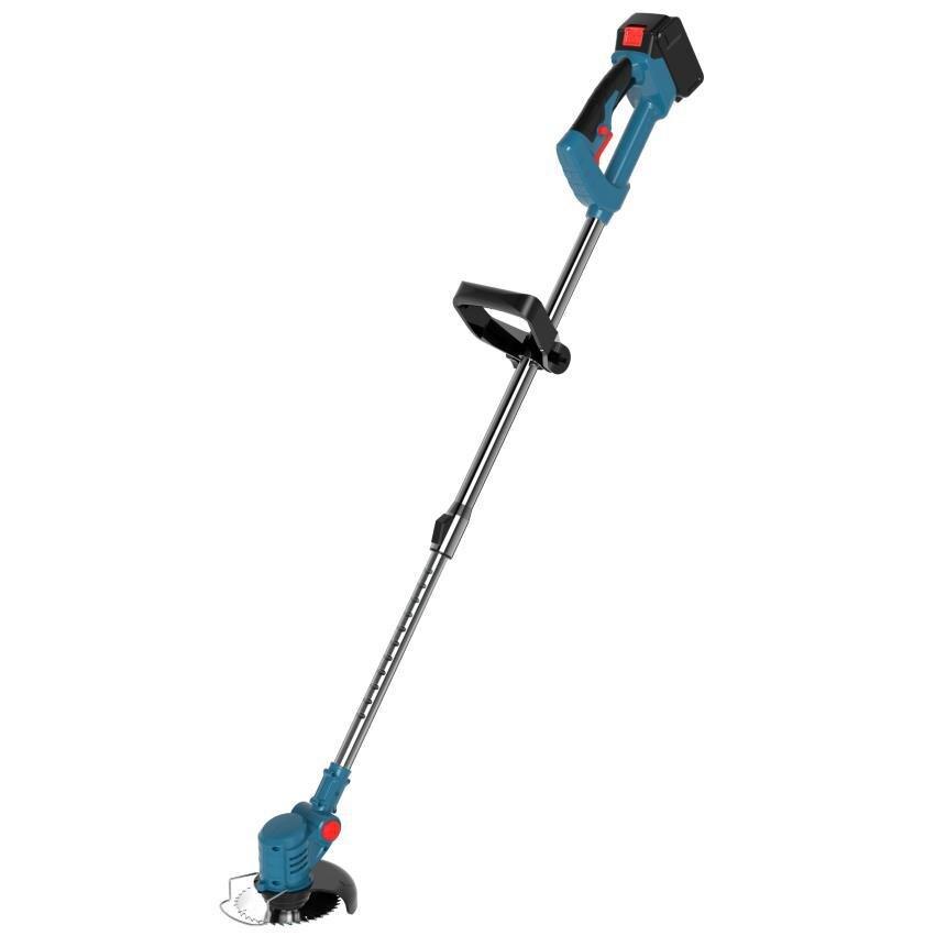 MQ充電式剪草機電動割草機小型家用多能除草機修枝綠籬剪割草工具