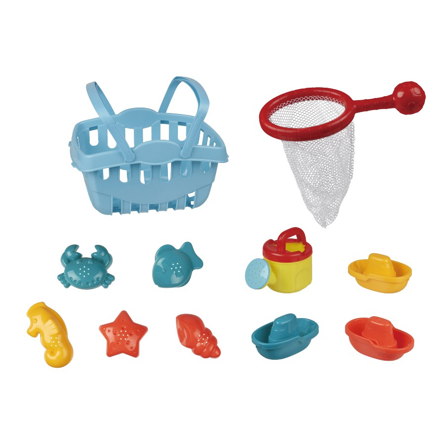Top Tots天才萌寶 寶寶多合一洗澡玩具組 玩具反斗城