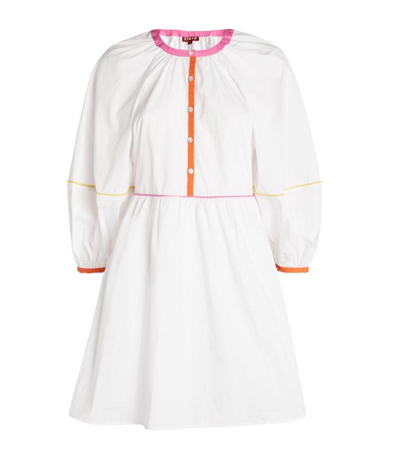 Staud Demi Mini Dress