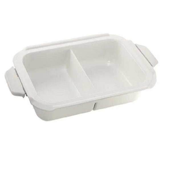 【南紡購物中心】日本 BRUNO 鴛鴦鍋 電烤盤專用配件 BOE021-SPLIT