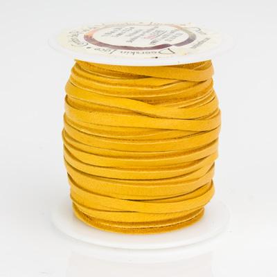 IVAN 金黃色鹿皮線3.0mmx1500cm5067-06