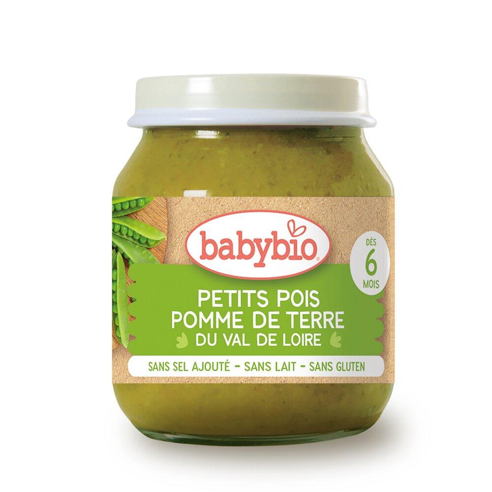法國Babybio 生機普羅旺斯鮮蔬泥130g