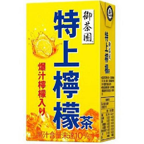 御茶園 特上檸檬茶(250ml*6包/組) [大買家]