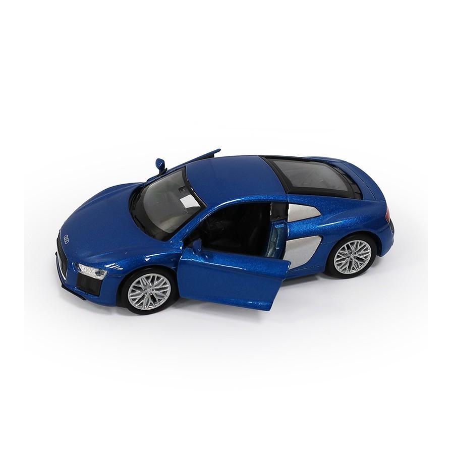正版授權合金名車-奧迪R8(混色)