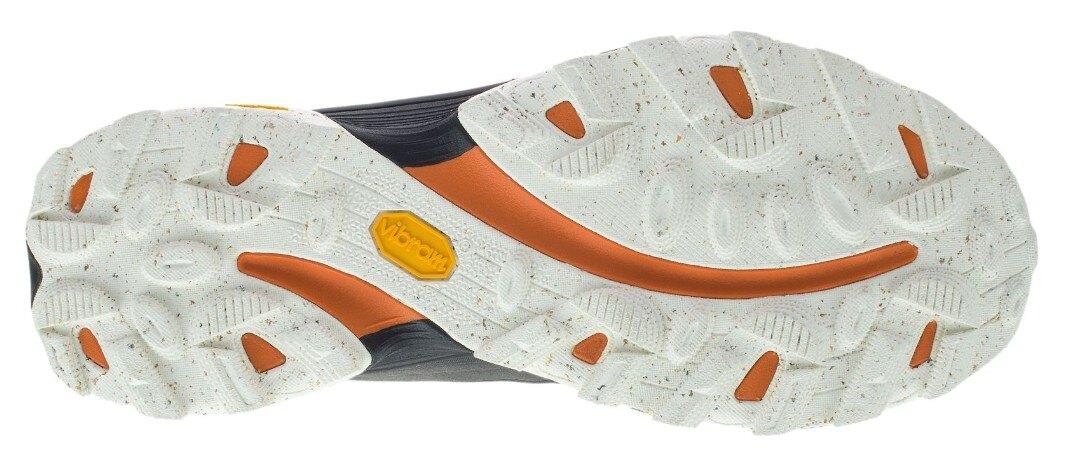 ├登山樂┤美國 MERRELL MOAB SPEED MID GORE-TEX 健行用慢跑男鞋 黑/橘 # ML135409