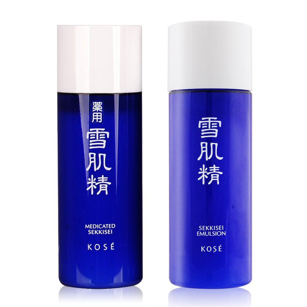 KOSE 高絲 雪肌精系列 雪肌精化妝水/乳液 33ml 化妝水 神仙水 精華液 美妝保養 臉部保養 乳液