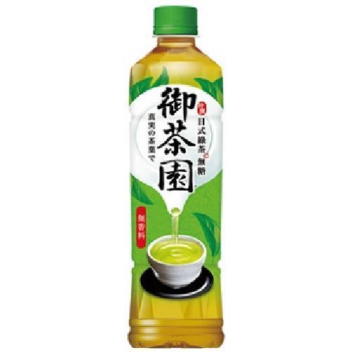 御茶園 特撰日式綠茶(550ml*4瓶/組) [大買家]