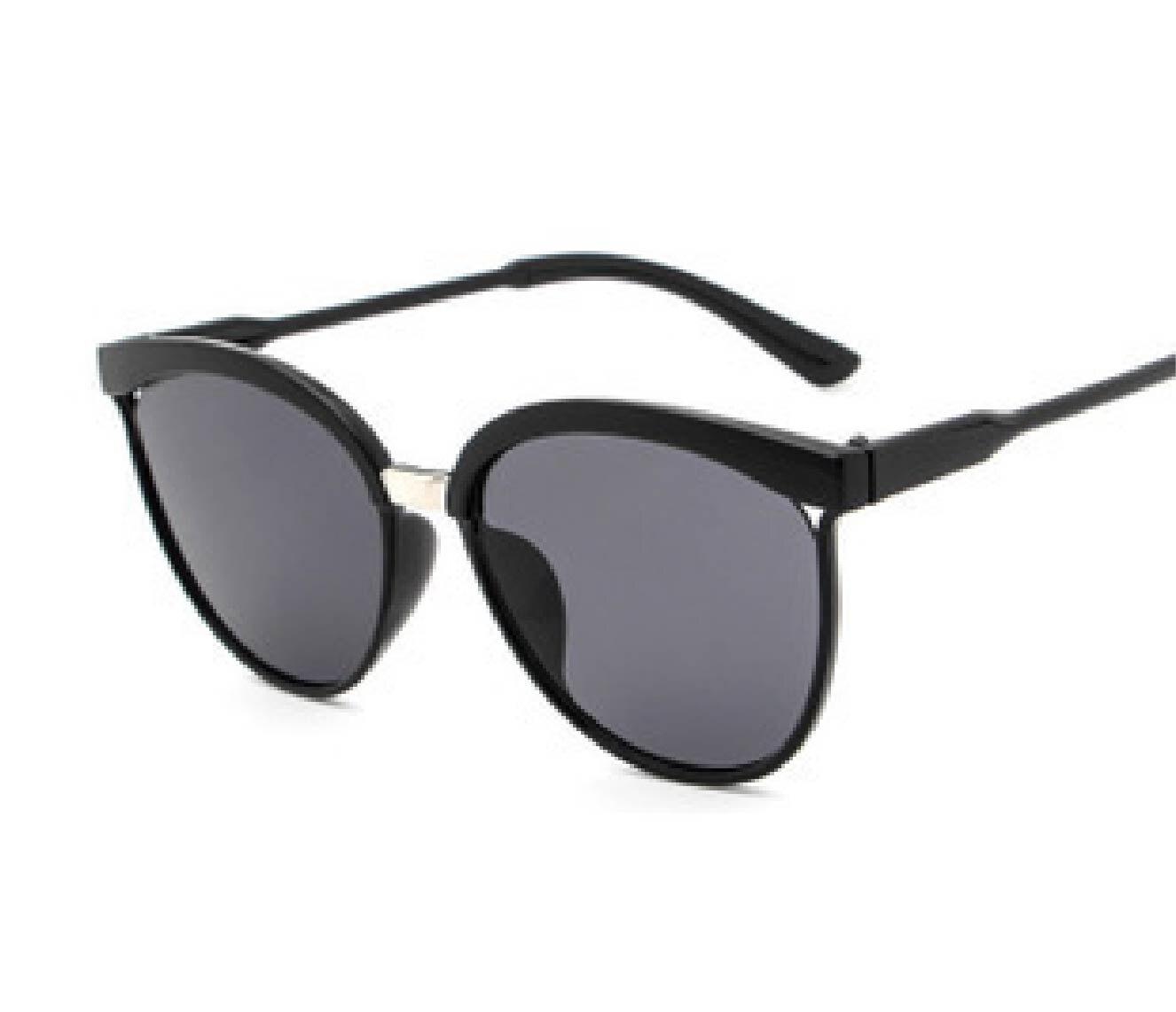 歐美潮人彩膜墨鏡 復古女士太陽眼鏡