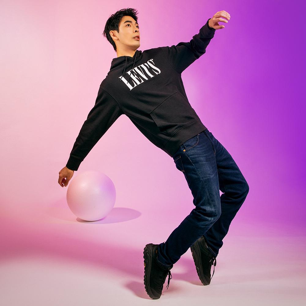 Levis 男款 上寬下窄 / 502Taper LEJ energy 3D牛仔褲 / Celliant科技保暖面料-熱銷單品