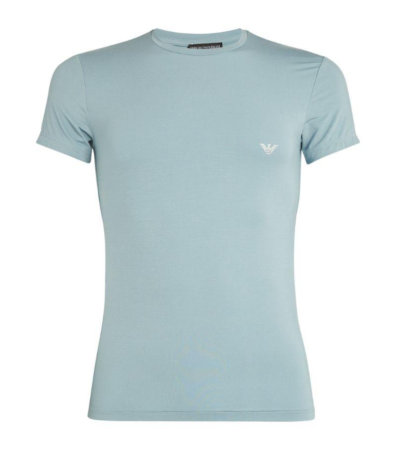 Armani Modal-Blend T-Shirt