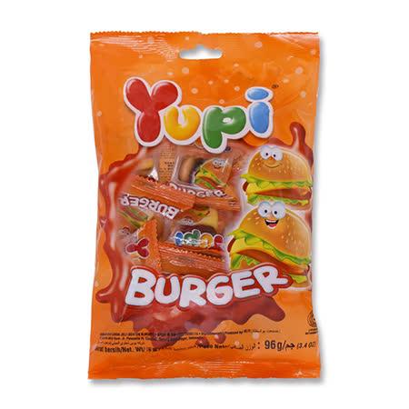 《呦皮》漢堡QQ糖96g