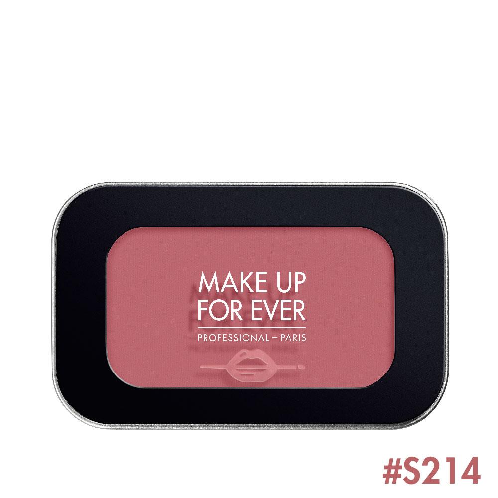 【腮紅】藝術大師玩色頰彩蕊心 S214-乾燥玫瑰- MAKE UP FOR EVER