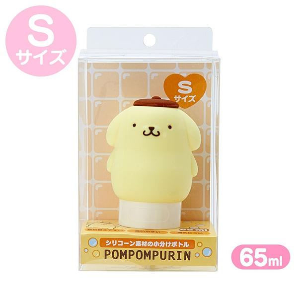 【震撼精品百貨】Pom Pom Purin_布丁狗~Sanrio ~三麗鷗 ~造型液體空瓶/分裝瓶組-S*39890