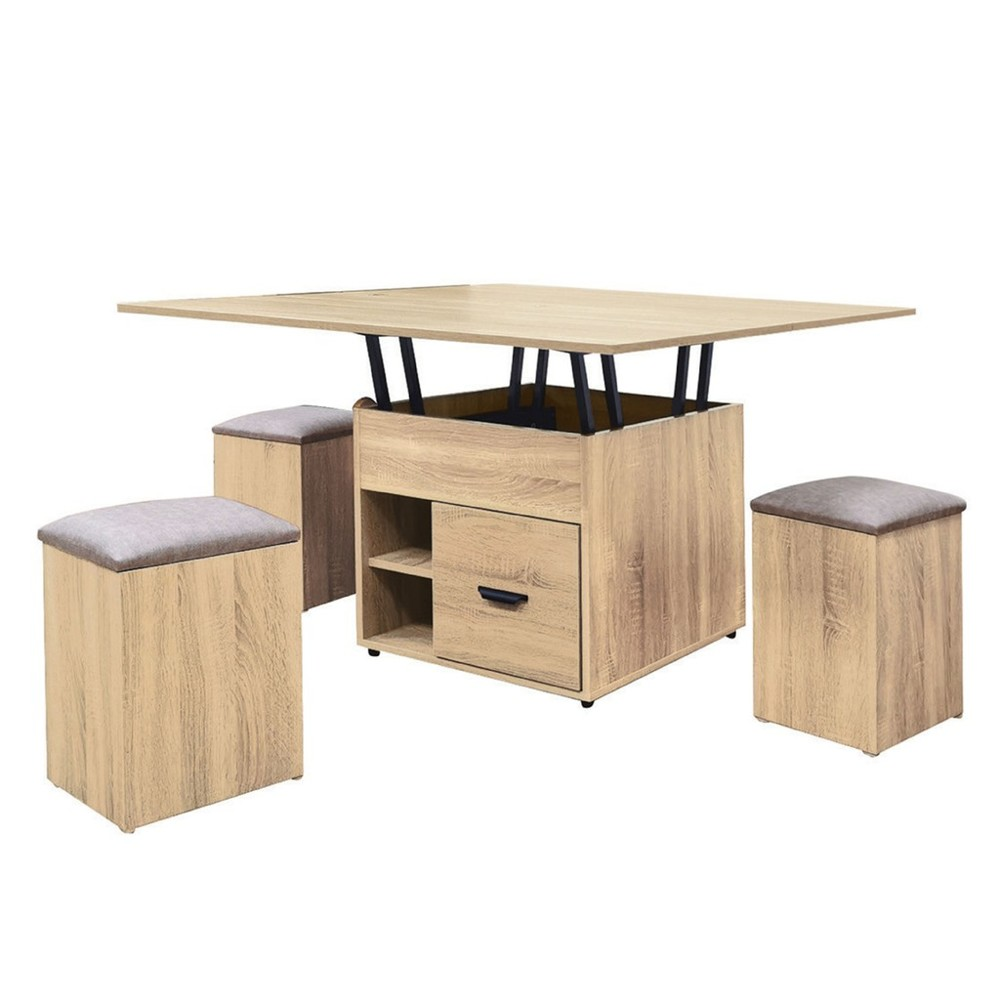 120.5cm大茶几-k42-94實木原木玻璃 大理石長方桌 大小邊几 圓桌  金滿屋