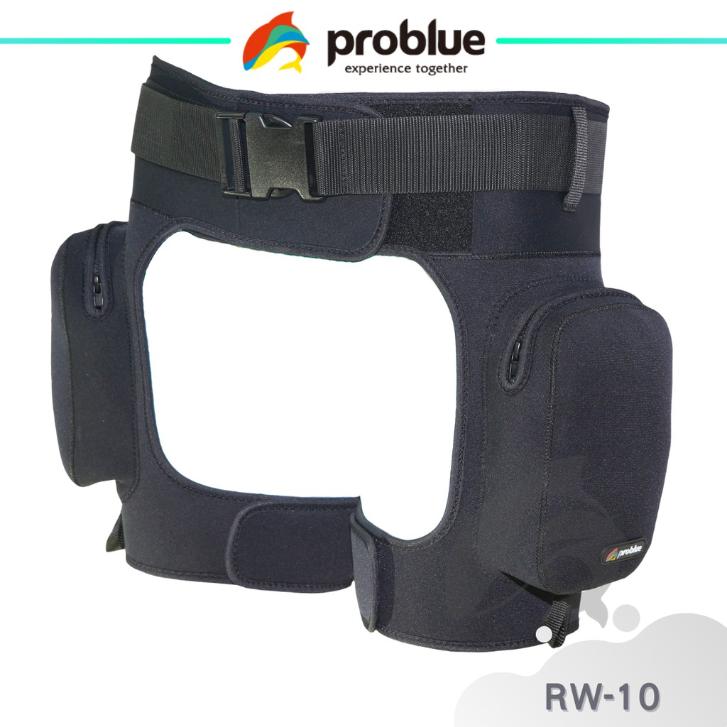 problue 3mm 潛水外搭 口袋褲 RW-10