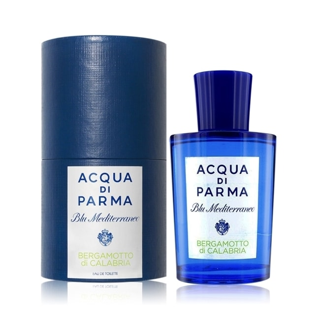 Acqua di Parma 帕爾瑪之水 藍色地中海-佛手柑淡香水150ml-航空版