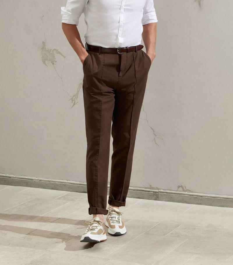 Brunello Cucinelli Tapered Trousers