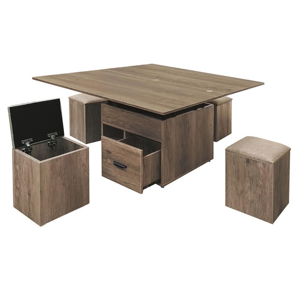 120.5cm大茶几-k42-54實木原木玻璃 大理石長方桌 大小邊几 圓桌  金滿屋