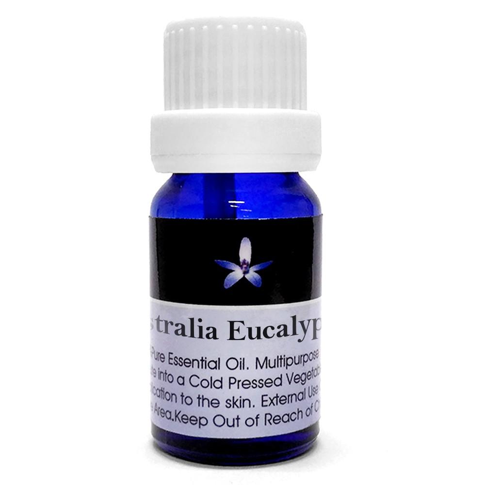 Body Temple 澳洲尤加利(Eucalyptus)芳療精油 (10ml/30ml/100ml)