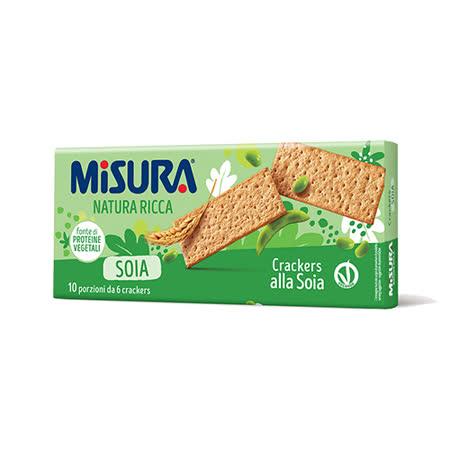 MISURA  小麥大豆粉蘇打餅400g