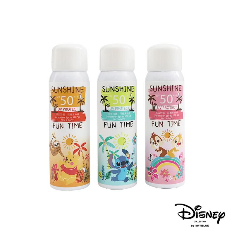 天藍小舖-迪士尼系列UV隔離防曬噴霧SPF50-共3色-A25250033