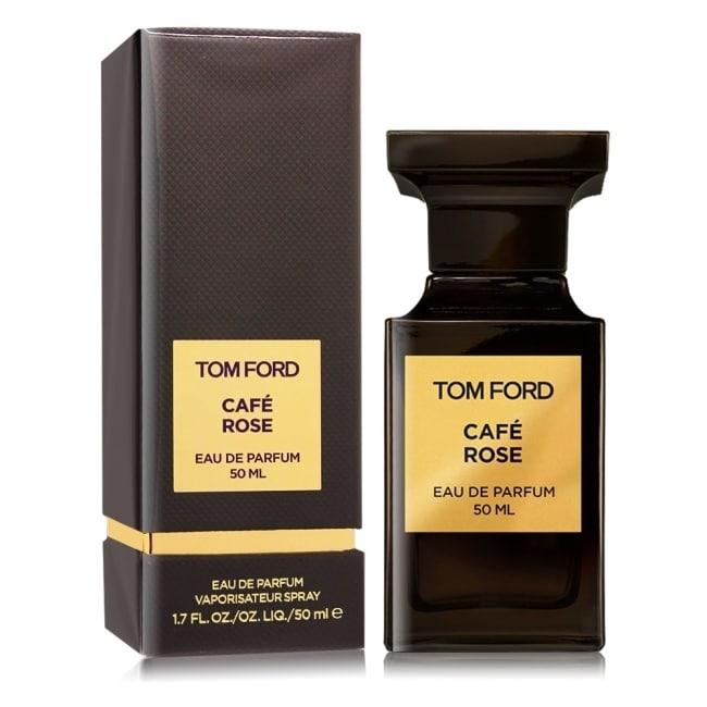 TOM FORD 私人調香系列-咖啡玫瑰香水 CAFE ROSE(50ml) EDP-國際航空版