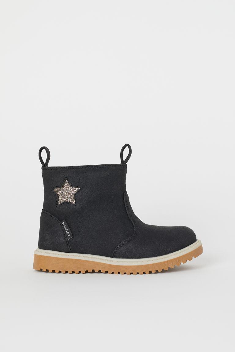H & M - 防水靴 - 黑色