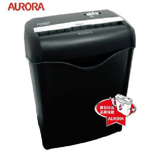 震旦AURORA 6張碎斷式碎紙機 AS662C(可碎信用卡) [大買家]